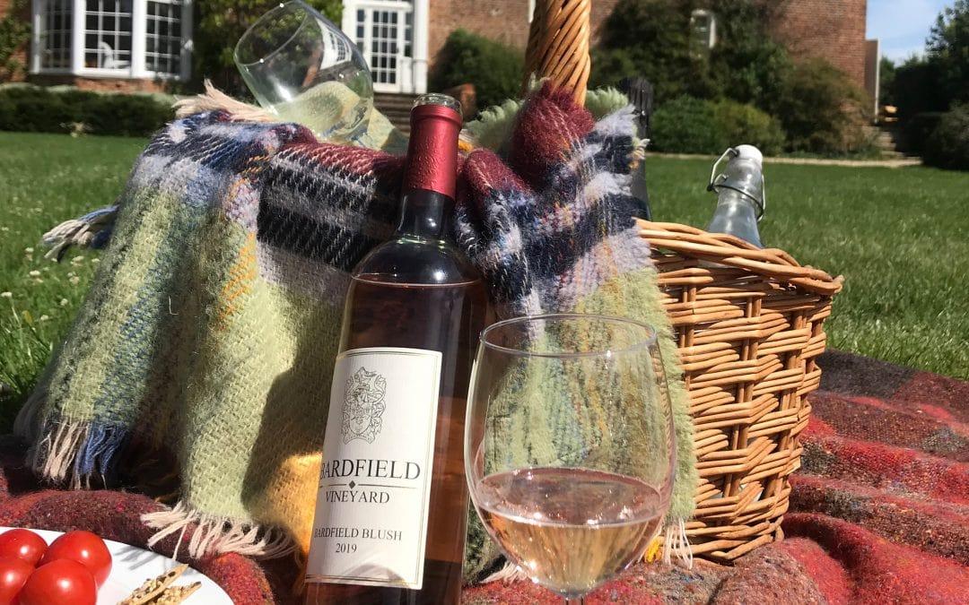 Bardfield Vineyard  Summer Picnic